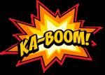Comic Book Ka-Boom