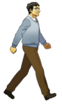 Nerd Walking